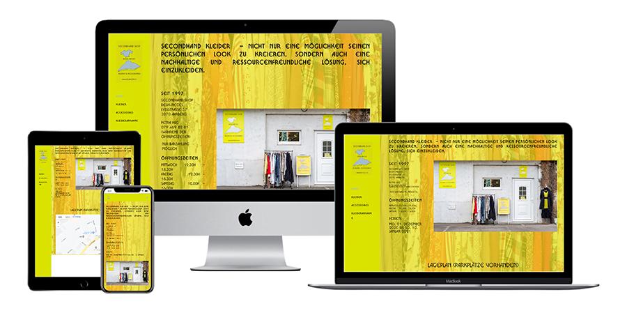 PC-Hilfe Murten Webdesign Referenzen
